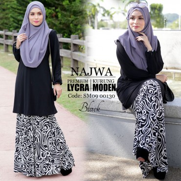 Fesyen Muslimah Yang Trendy Dari Sweet Muslimah