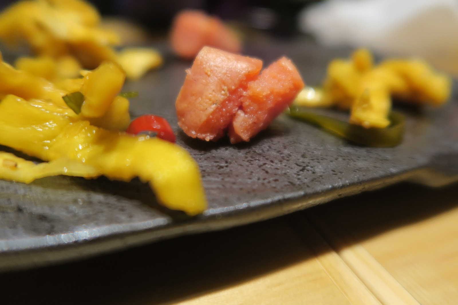 omakase sushi tokyo ten japan
