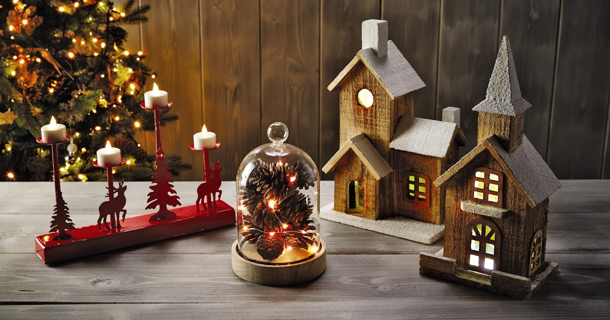 Cake junki lighting up christmas with aldi for H m christmas decorations