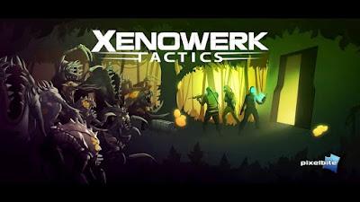 Xenowerk Tactics Full Apk + OBB (Paid) Downlaod