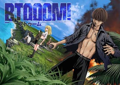 Sinopsis Anime Btooom!