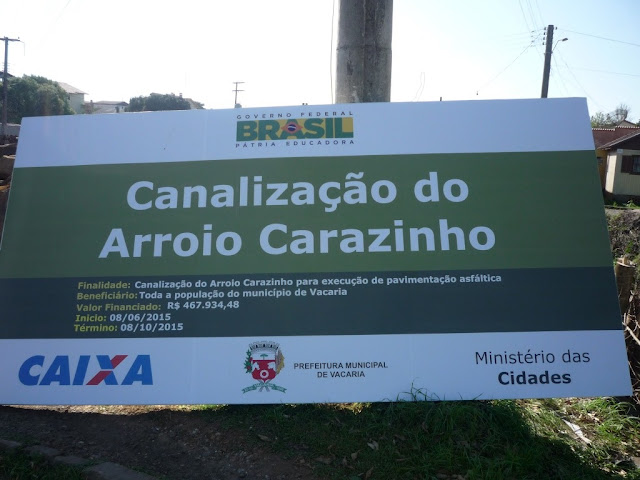 Arroio de Vacaria/RS