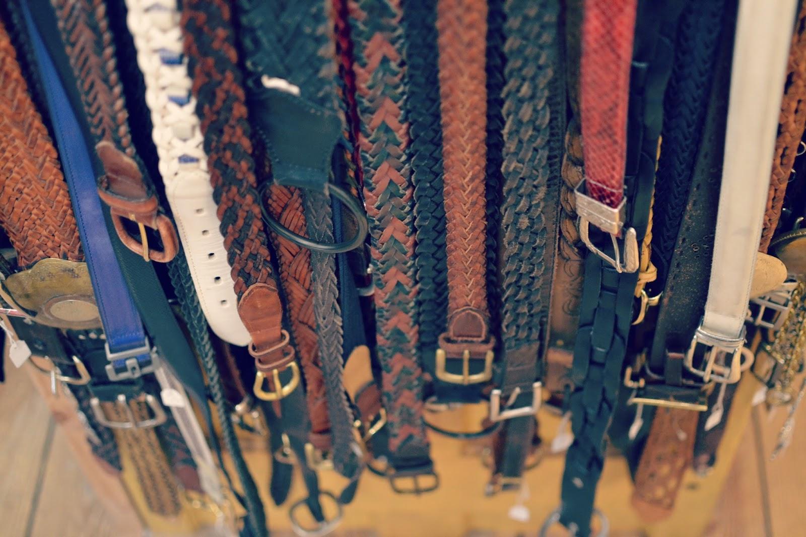 sobeys vintage belts