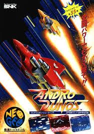 Andro Dunos ( Arcade )