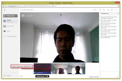 Penerapan Komunikasi Daring Synchronous