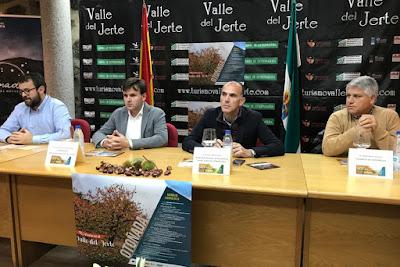 El Valle del Jerte inaugura la XVI edición de su Otoñada