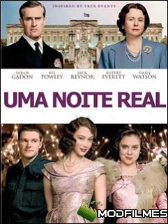 Capa do Filme Uma Noite Real