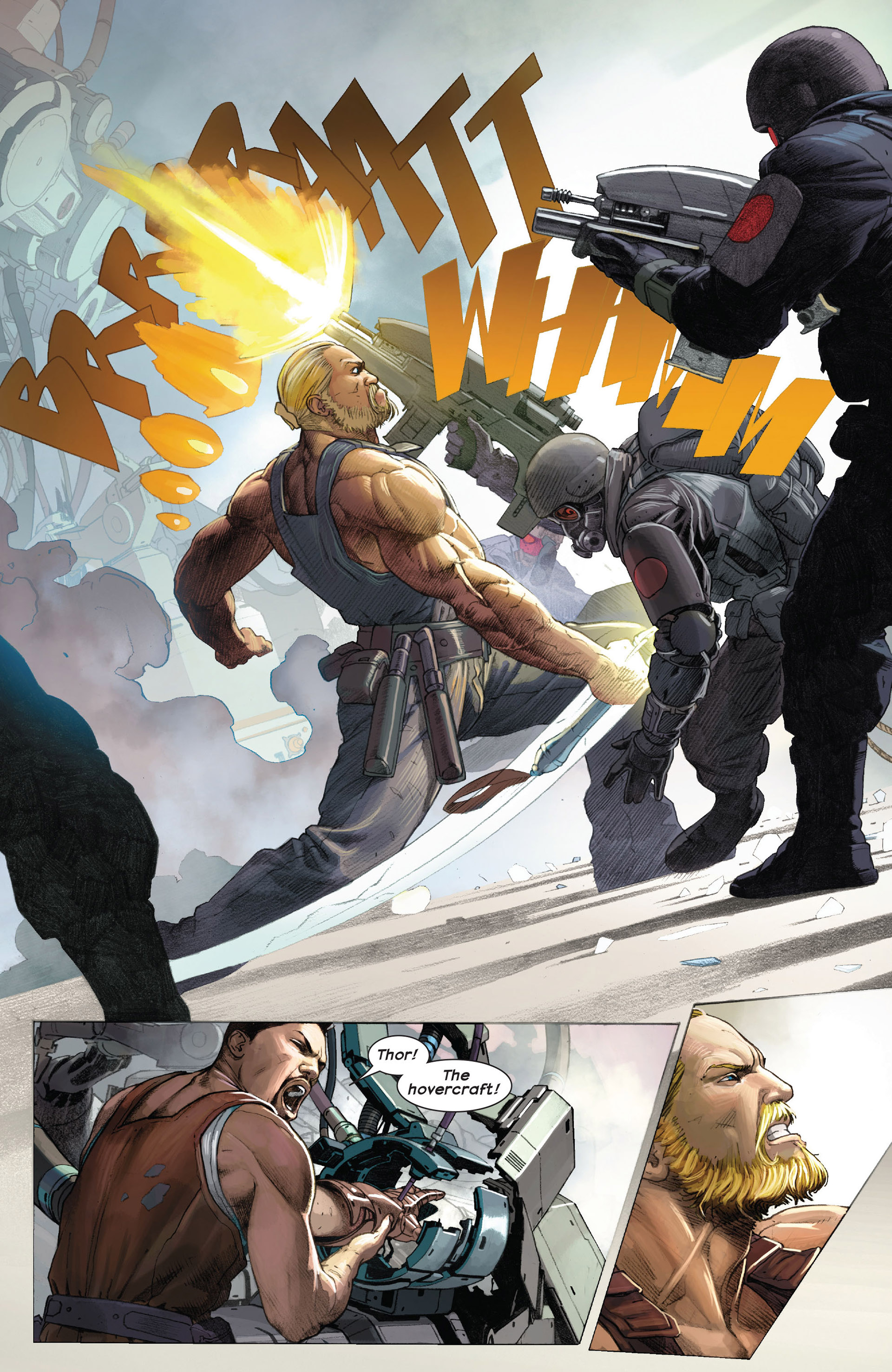 Read online Ultimate Comics Ultimates comic -  Issue #9 - 7
