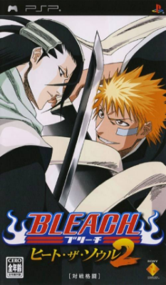 Bleach – Heat The Soul 2 (Japan) Iso Ppsspp For Android
