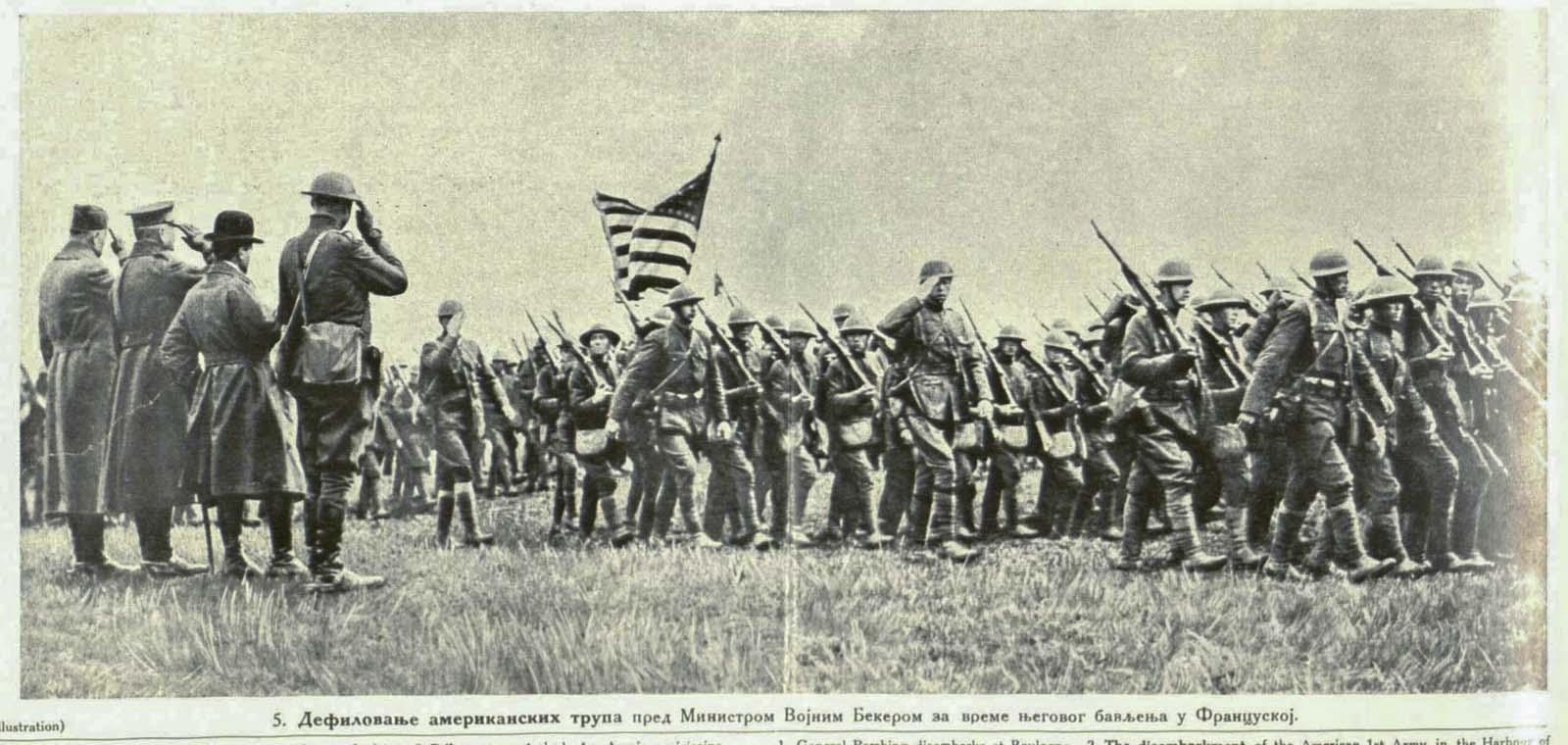 World War I Centennial 2018 Silver Dollar Photos