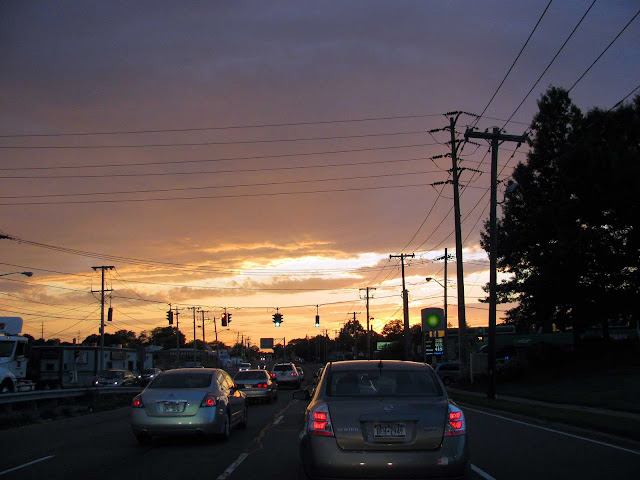 Rush-Hour-Sky-on-Route-109-in-Farmingdale
