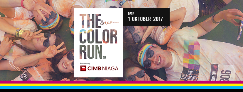 The Color Run Indonesia • 2017
