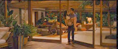 casa da lua-de-mel de Bella Swan e Edward Cullen