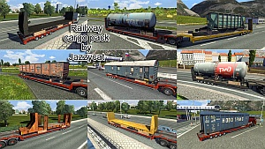 Railway cargo pack updated to version 1.3