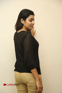 Actress Satna us Pictures at Bichchagadu Success Meet  0071.JPG