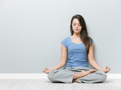 Tập trung tinh thần khi ngồi thiền
