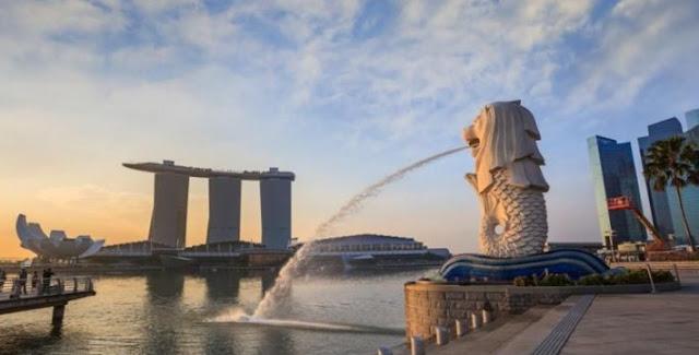 Naiknya Pajak Barang dan Jasa di Singapura Capai 9 Persen