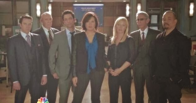law and order svu season 19 episode 12 cast