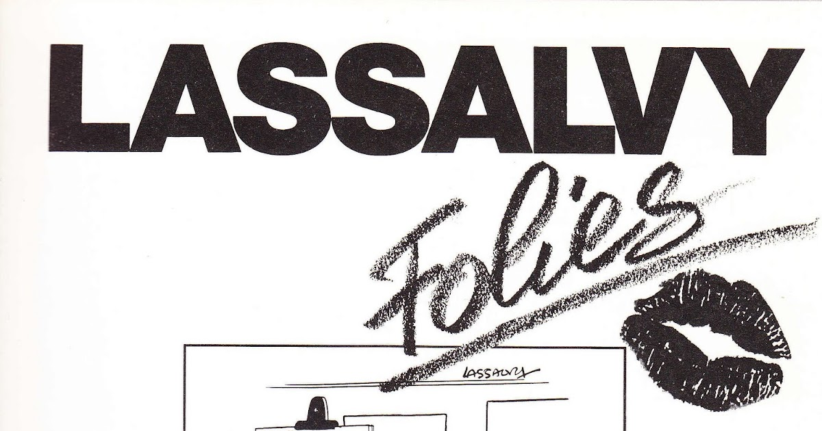 poisonesque: Quelques Lassalvy de plus