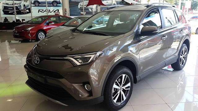 Novo Toyota RAV4 2018
