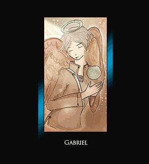 Gabriel melek kartı