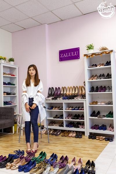 鞋子網拍Zalulu