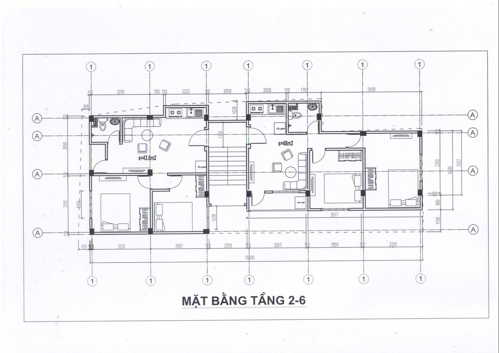 Bán chung cư mini 173 Đông Ngạc Sổ Đỏ Riêng 48m2 giá SỐC