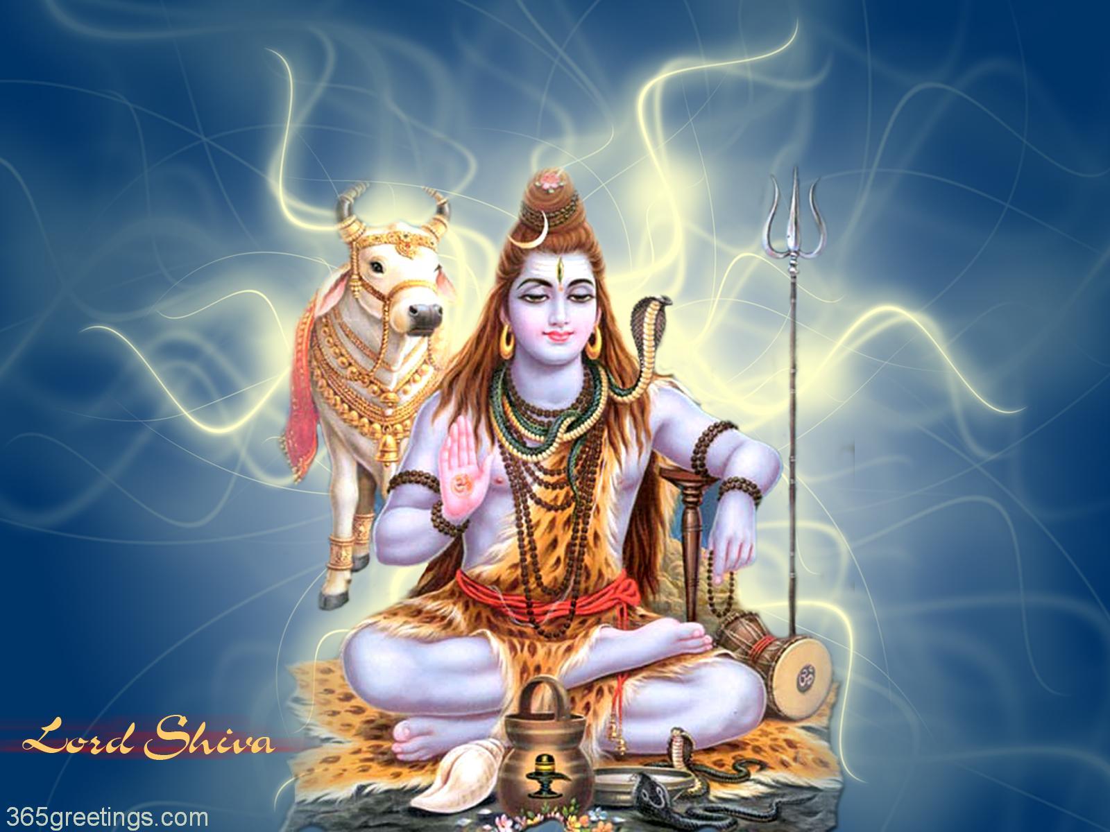 Lord Shiva: Lord Shiva Wallpaper 03