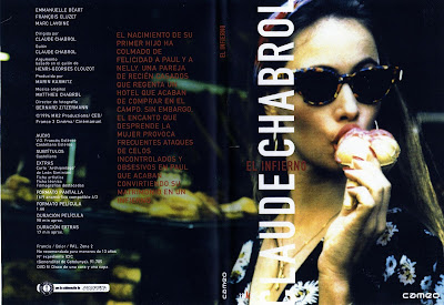 Cover, dvd, carátula: El infierno | 1994 | L'enfer