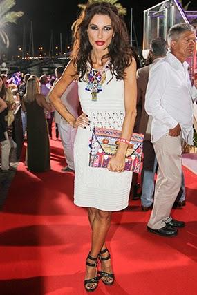 Raquel+Prates - Festa de Verão Sic/Caras na Seven 2014