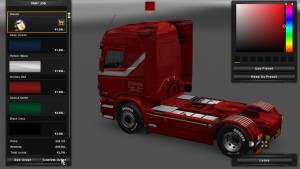 Weeda Skin for Scania RJL