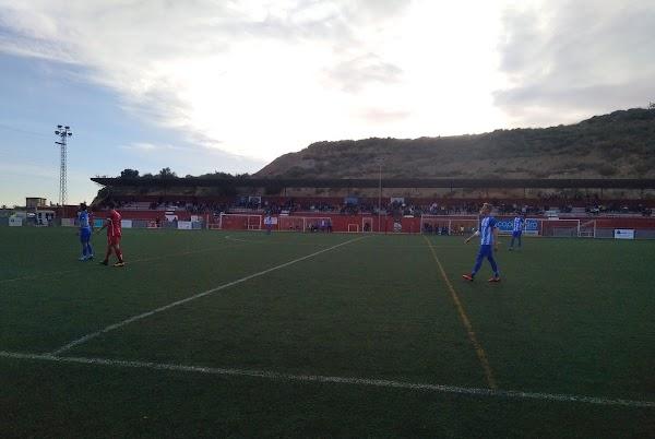 El Atlético Malagueño saca petróleo en el Rincón (0-1)