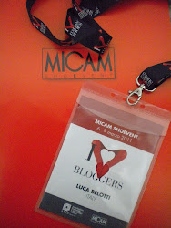 MICAM LOVES BLOGGERS