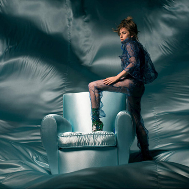 LISTEN: Lady Gaga - The Cure (Instrumental)