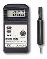 Jual DO Meter Lutron DO-5509 (Dissolved Oxygen meters) Call 0812-8222-998