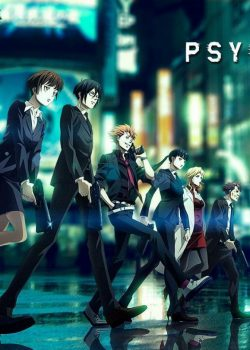 Psycho Pass  - VietSub (2013)
