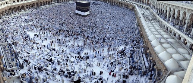 5 Keistimewaan Kabah di Masjidil Haram Kota Makkah, Arab Saudi