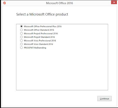 Microsoft Office 2016 VL ProPlus Visio Project x86/x64 - Murphy78
