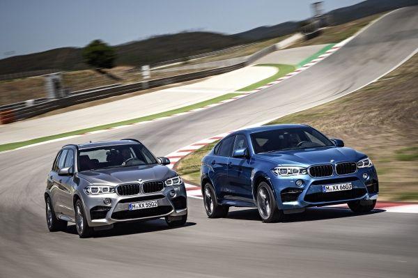 P90166900 lowRes the new bmw x5 m and 30 χρόνια απο την πρώτη τετρακίνητη BMW