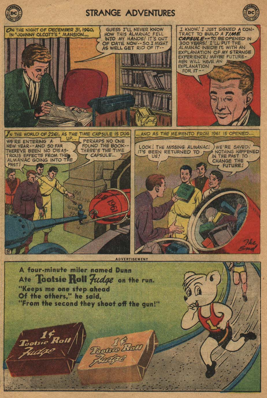 Strange Adventures (1950) issue 106 - Page 32