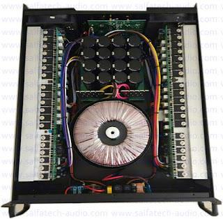Power Amplifier A&D 21650