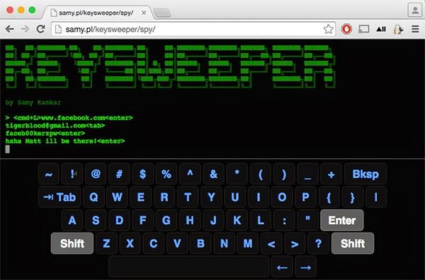 أداة تجسس خطيرة  متنكرة في زي شاحن لسرقة كل ما تقوم بكتابته على لوحة المفاتيح