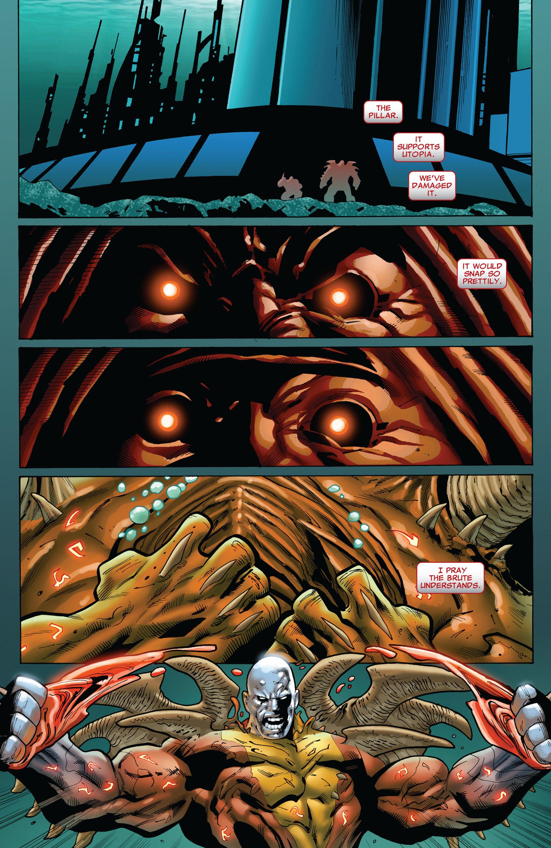 Read online Uncanny X-Men (2012) comic -  Issue #11 - 19