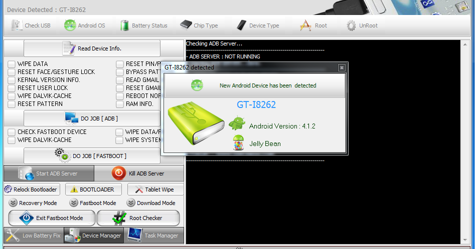 Uni Android Tool Version50 Latest Update Download Here