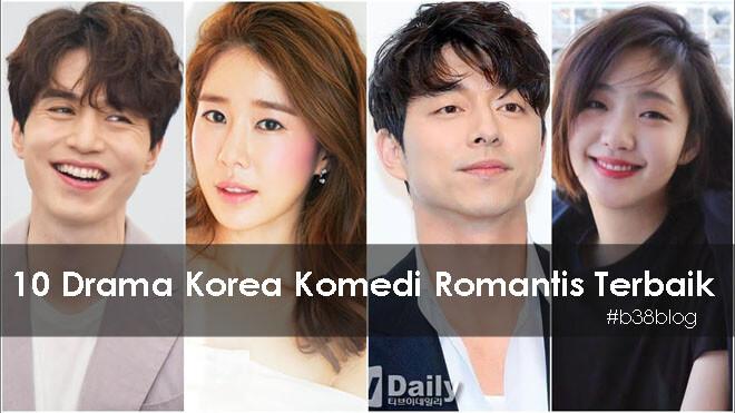 10 Drama Korea Komedi Romantis Terbaik Sepanjang Masa Yang Wajib Kamu Tonton