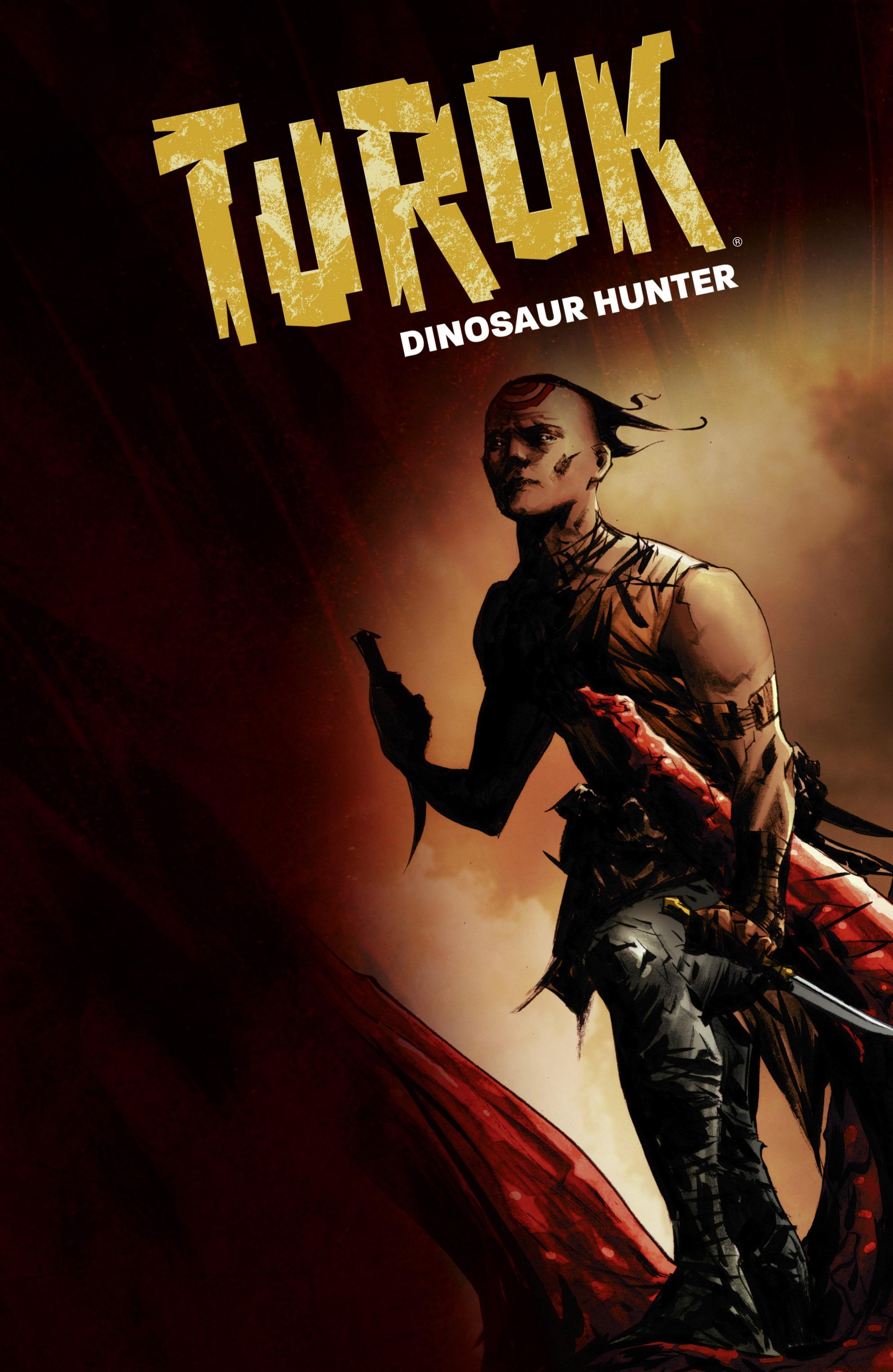 Read online Turok: Dinosaur Hunter (2014) comic -  Issue # _TPB 3 - 49