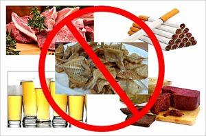 Berikut Ini 5 Pantangan Makanan Untuk Tbc Paru