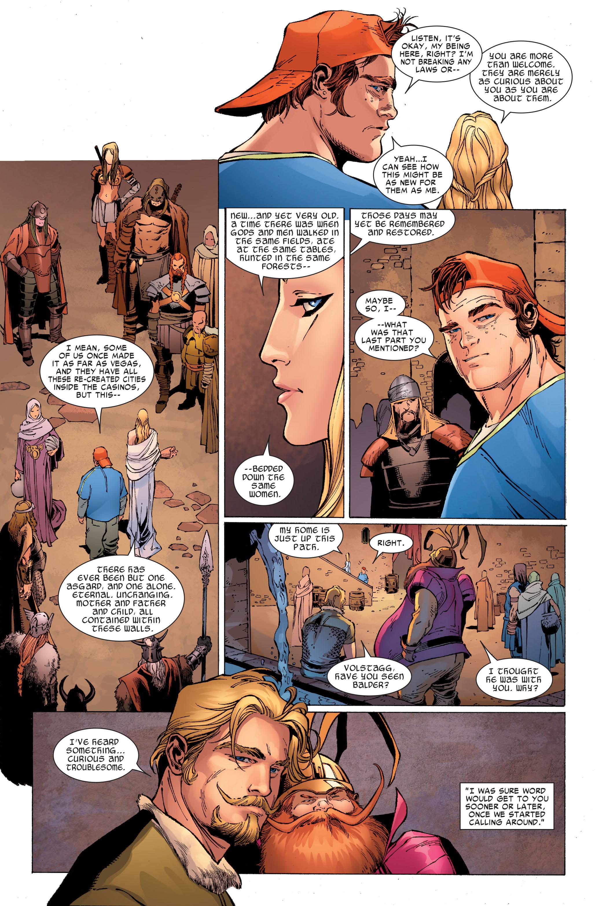 Thor (2007) Issue #9 #9 - English 18