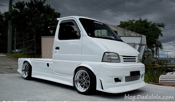 Foto Pick Up ceper