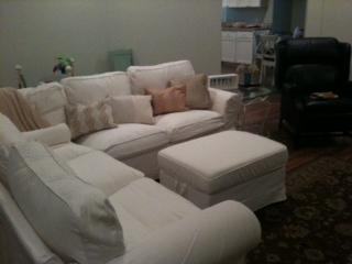 Titus 2 Work in Progress Ikea Ektorp Sofa Review Part 1